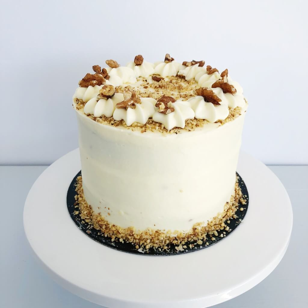 The Perfect Carrot Cake Recipe | Anges de Sucre