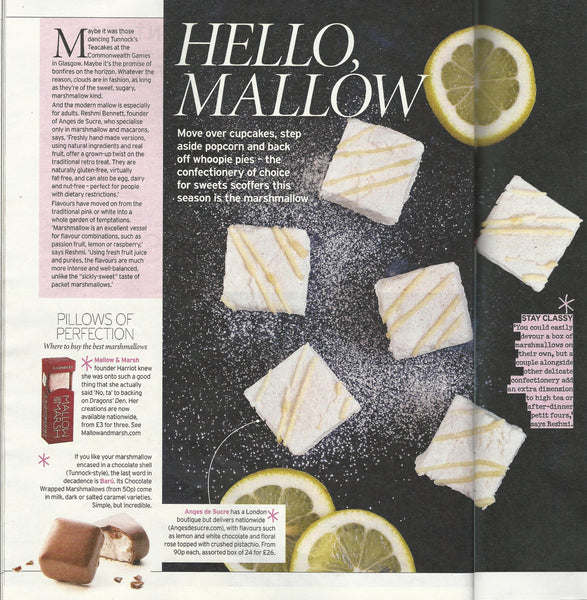 Best Gourmet Marshmallows UK