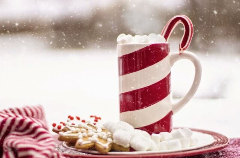 The Ultimate Hot Chocolate- Christmas Baking Ideas