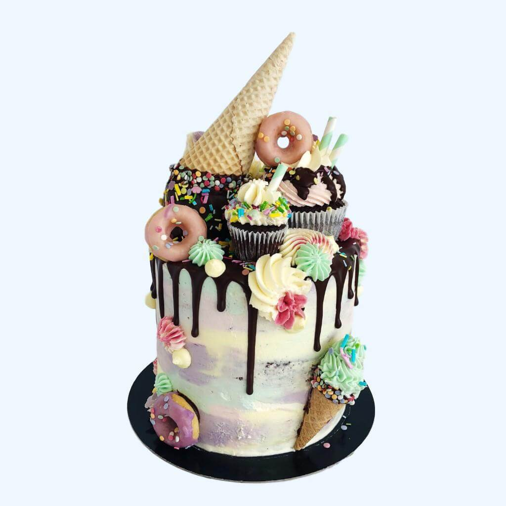 Superb The Coolest Kid Birthday Cakes In London I Anges De Sucre Birthday Cards Printable Giouspongecafe Filternl