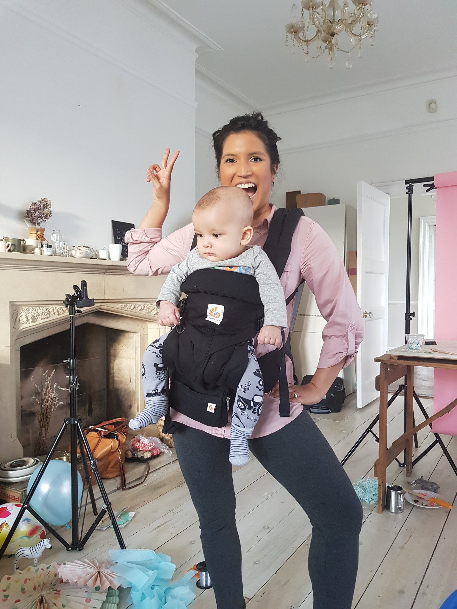 Ergobaby Cari-fit Working Mum