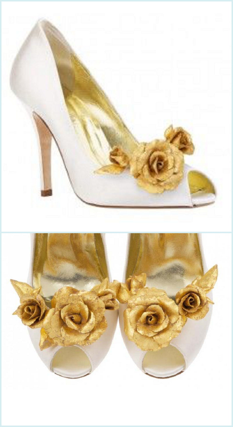 Freya Rose Lila Accessories Shoe Clip