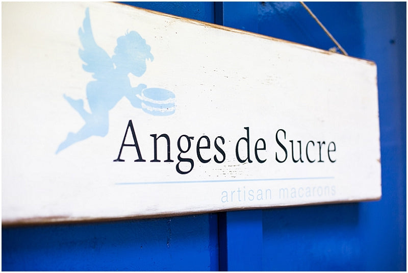 Anges de Sucre Kitchen
