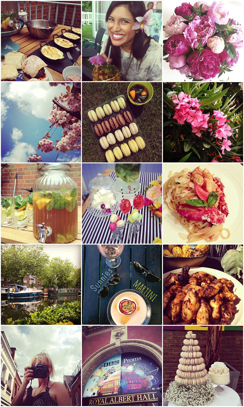 Our Great British Summer on Instagram