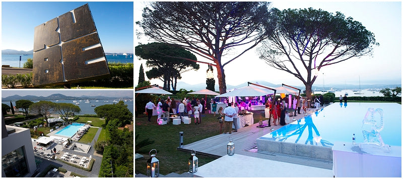 Kube Hotel Party Saint Tropez