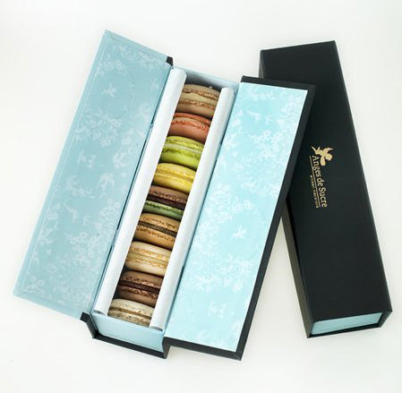 macarons gift box delivery uk