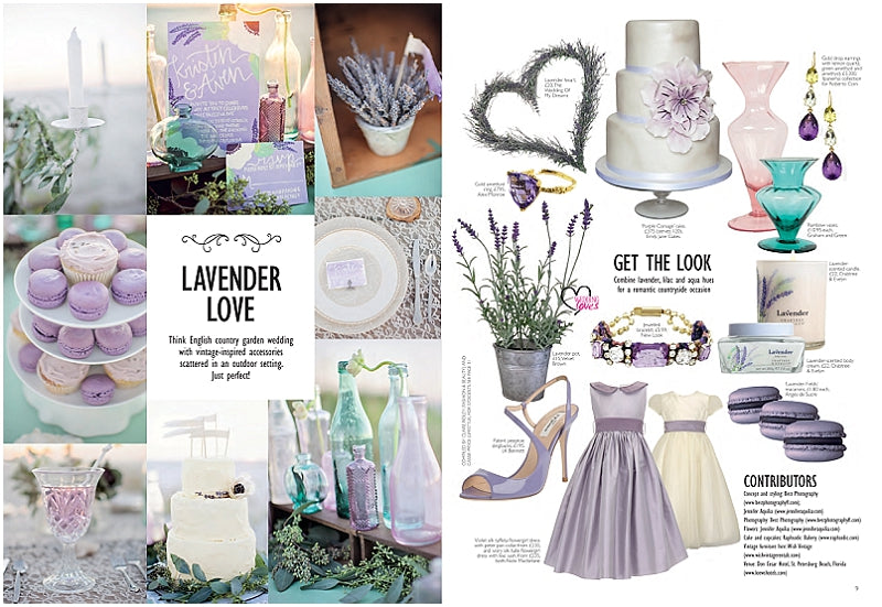 wedding-magazine-april-may-2013-organic-lavender-macarons