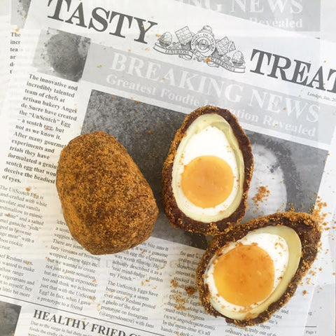 UnScotch Brownie Eggs