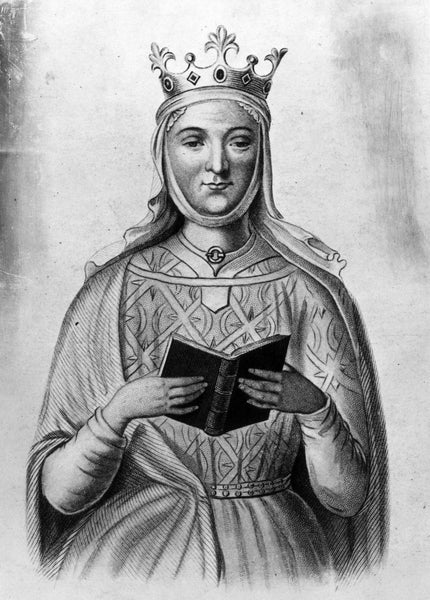 Mother's Day Historical Mothers - Eleanor of Aquitane