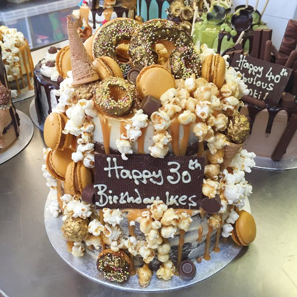 Bespoke Birthday Cake London
