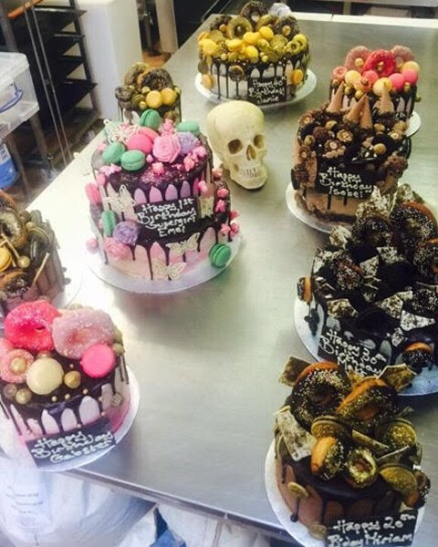 Sensational Skulls And Birthday Cakes Anges De Sucre Funny Birthday Cards Online Eattedamsfinfo
