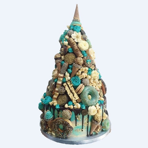 Croquembouche Cake The