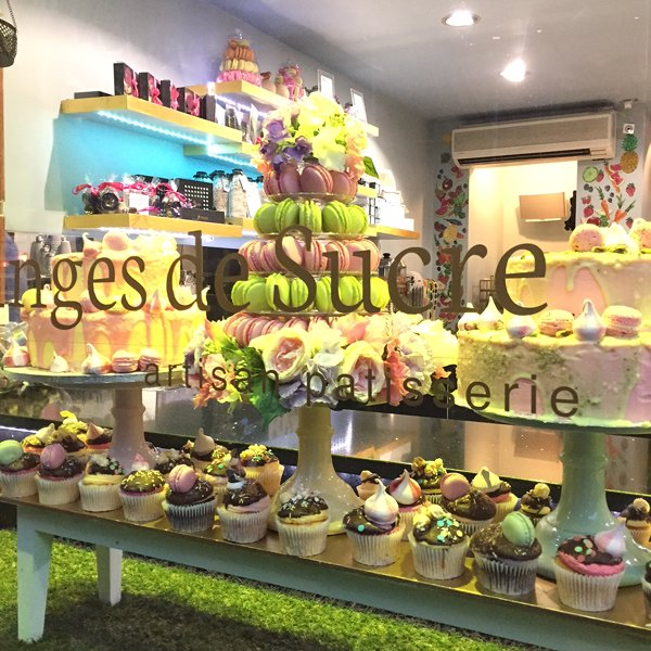Best cupcakes in London