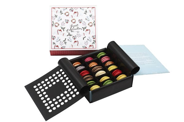 Luxury Christmas Gourmet Gifts Macarons