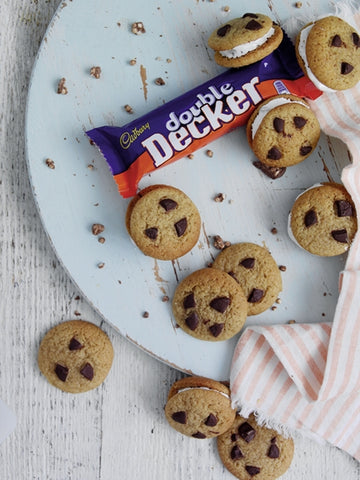 Cadbury Double Decker Cookie Sandwich