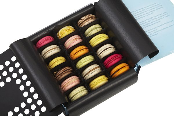 Luxury Gift - Macarons Delivery UK