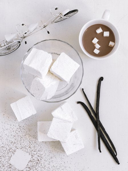 Best Gourmet Vanilla Marshmallows London UK