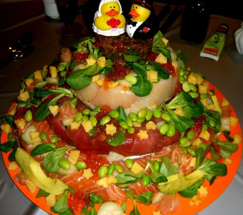 wedding cake sushi why wedding cakes are quot expensive quot anges de sucre 25858