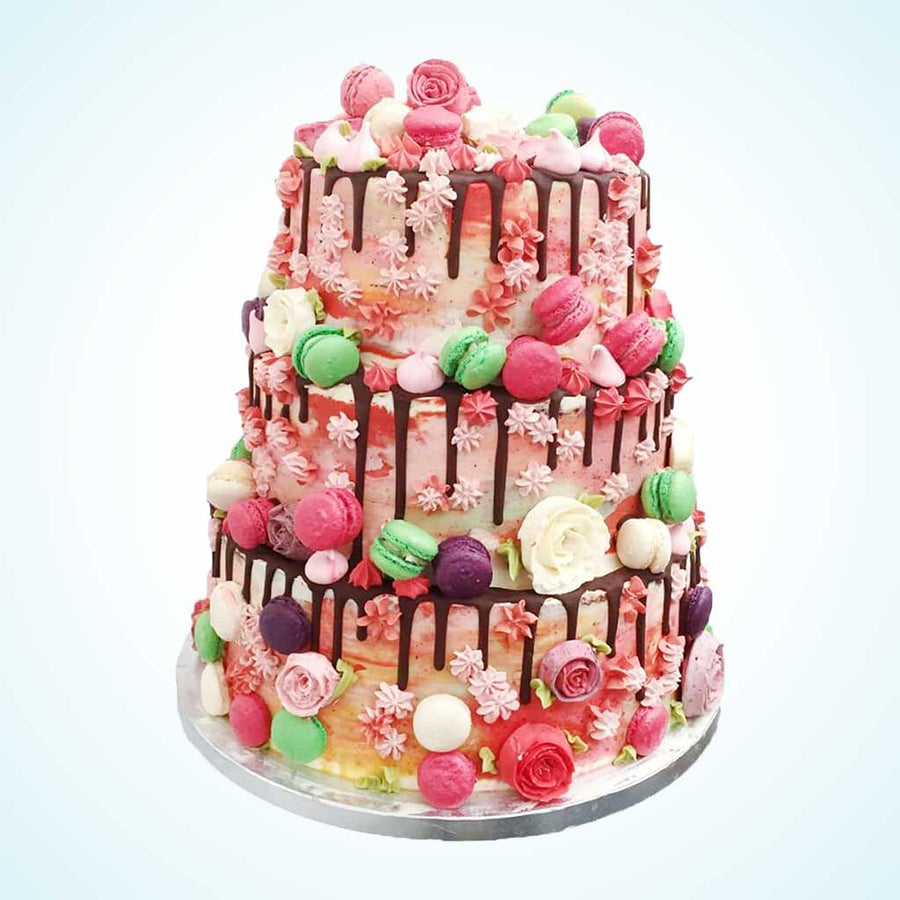 Wedding Cakes - Bespoke & Made to order | Anges de Sucre Page 2 ...