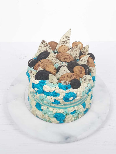 Cookie Monster Deluxe Cake | Order online