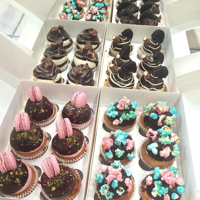 Cupcakes for Events