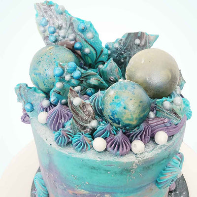 Intergalactic Cake to Order