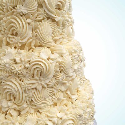 Ivory Wedding Cake London