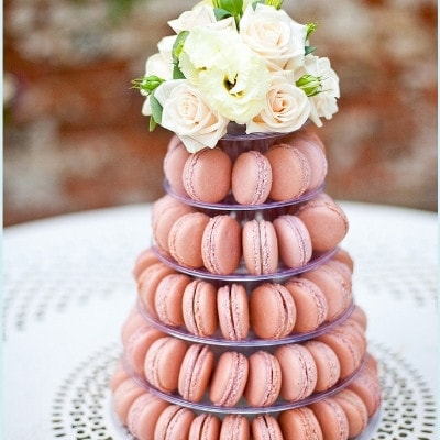Macaroons Tower 5 Tier