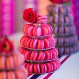 5 Tier Macaroon Tower