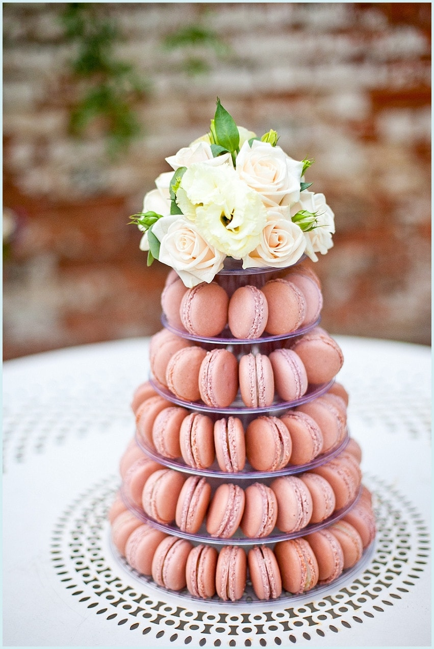 Macaroon Tower 6 Tier