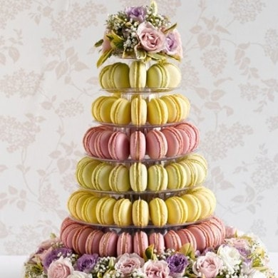 Macaroon Tower 7 Tier