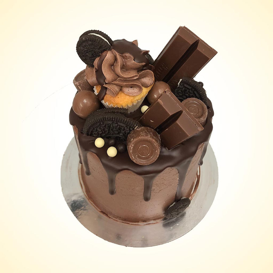 Mini Chocoholic Cake - Set of 4