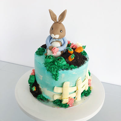 Peter Rabbit Cake | Delivered