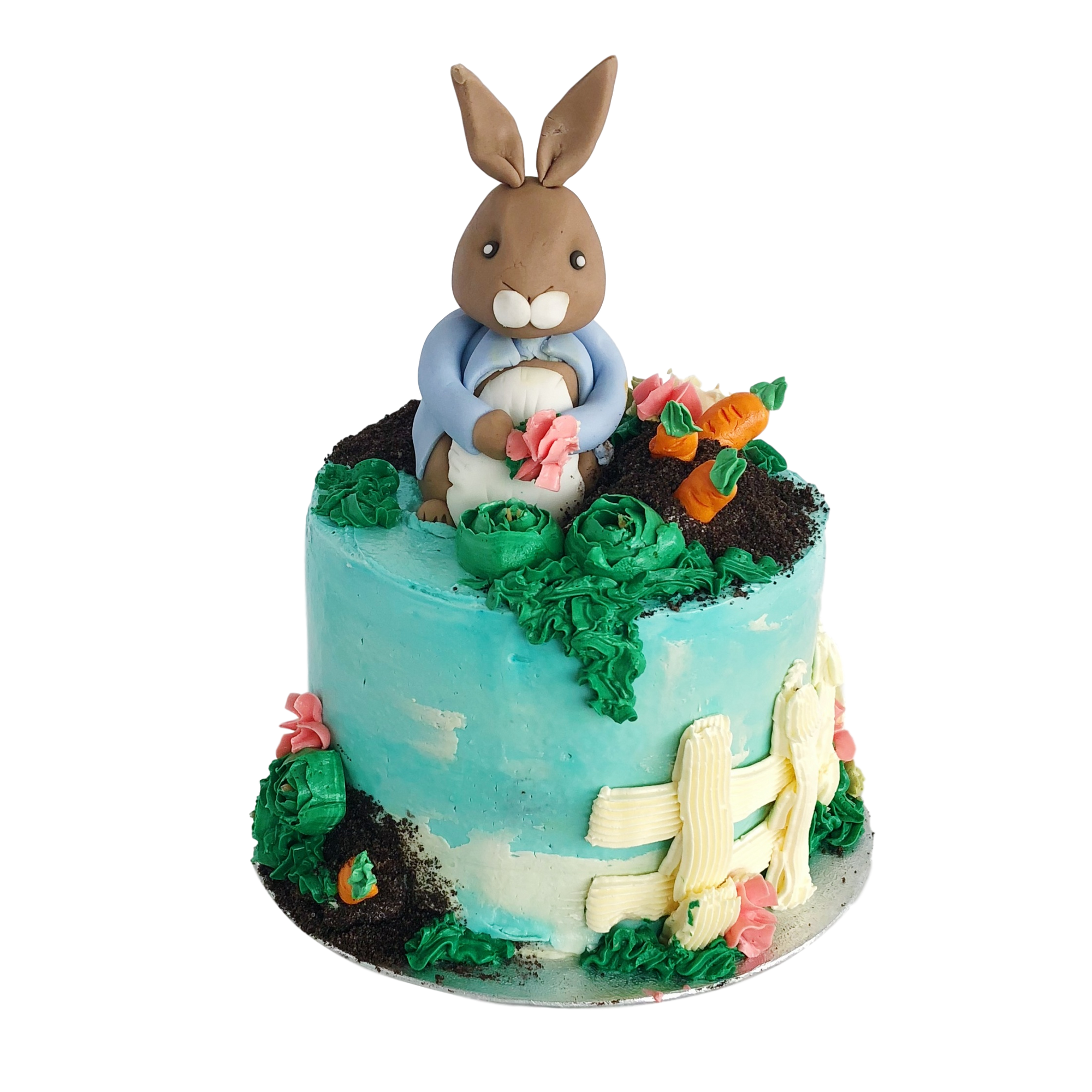 Prime Peter Rabbit Inspired Birthday Cake Anges De Sucre Personalised Birthday Cards Epsylily Jamesorg