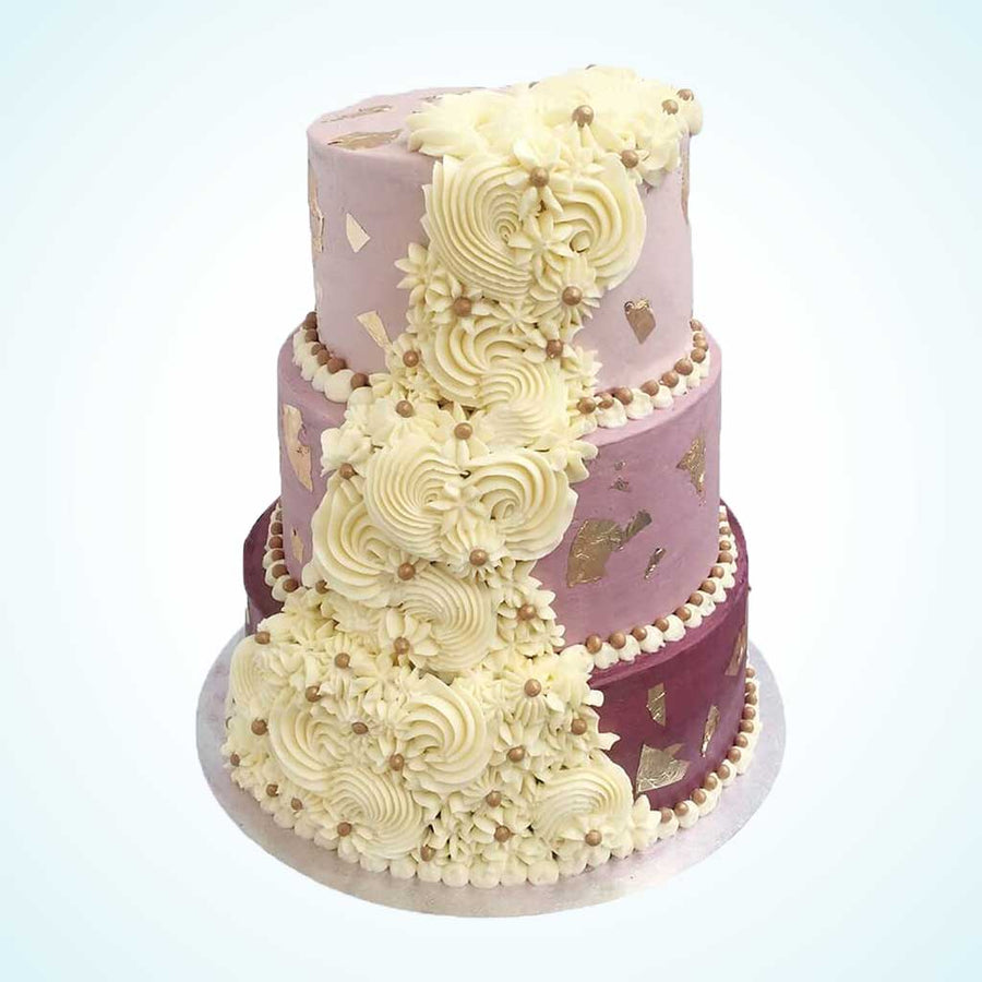 Bespoke Luxury Wedding Cakes By Anges De Sucre
