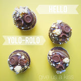 YOLO-ROLO Cupcakes London
