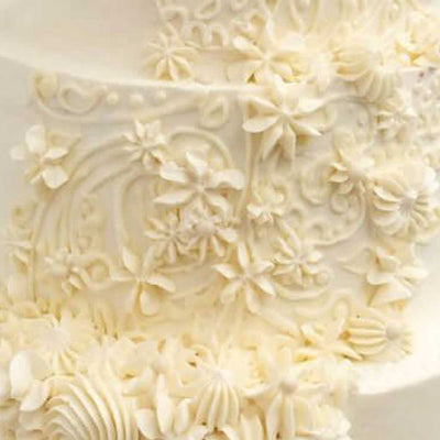Vintage Wedding Cake London