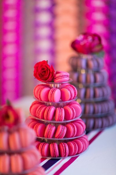 Macaroon Tower 5 Tier