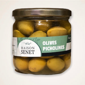 Olives Picholines nature