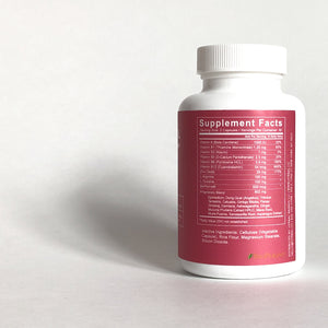 Hyrbal Play for Women Supplement Facts