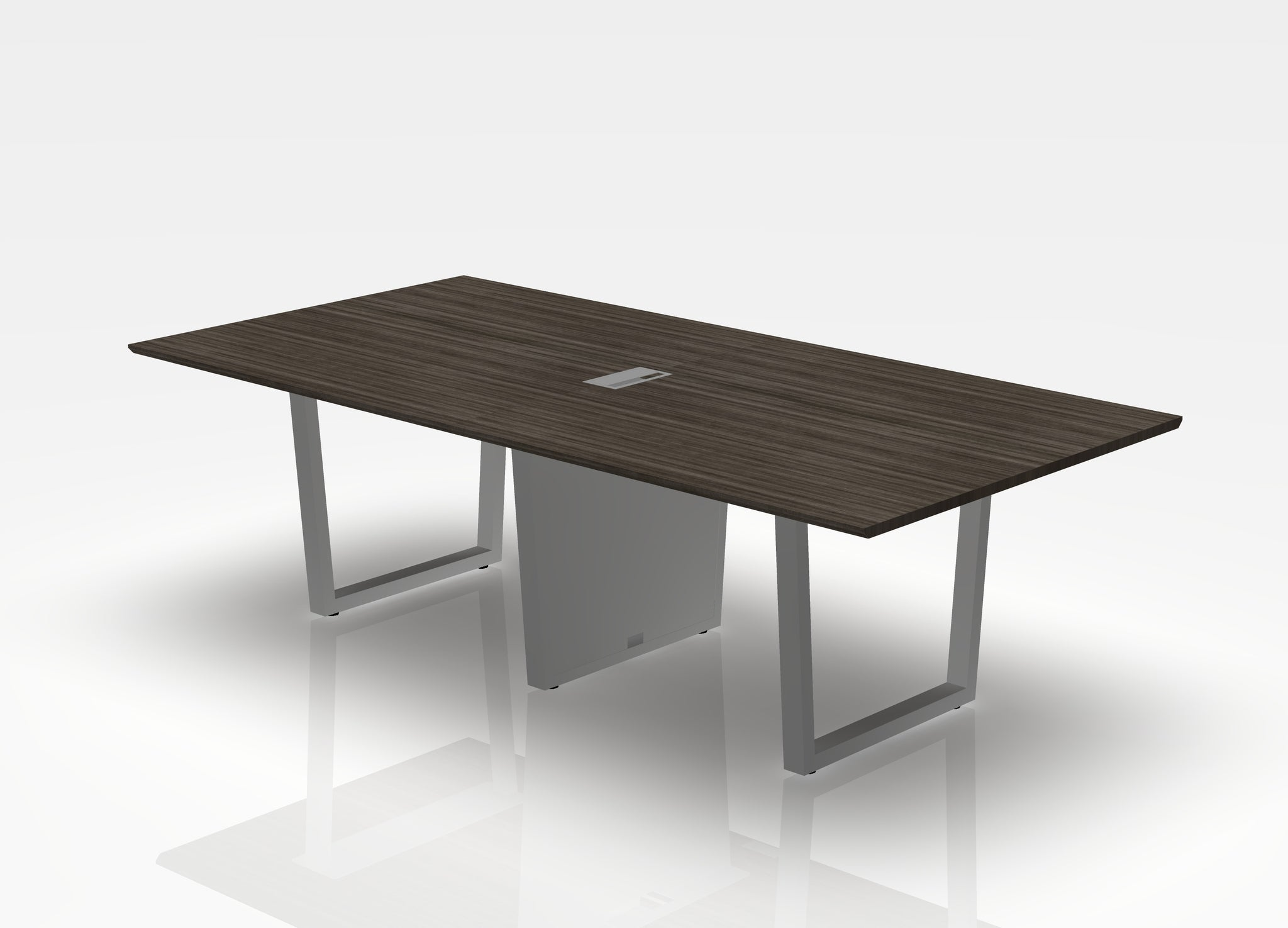 Conference Table – Sleigh Leg