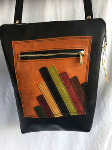 BESPOKE Large crossbody bags - Decorated Pockets