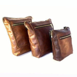 Medium Kingfisher Crossbody Bags
