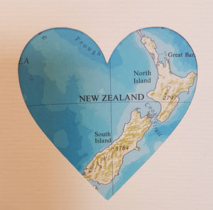 HOME Paper Cut Picture - NZ