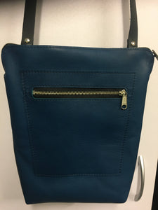Large Kingfisher Crossbody Bags