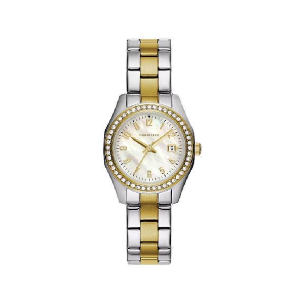 Caravelle by Bulova Ladies' Two-Tone Watch