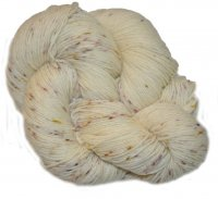 Speckled BFL Platinum - Tiny Dancer