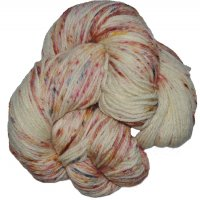 Speckled BFL Sport - Cinnamon