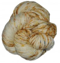 Speckled BFL Sport - Golden Harvest