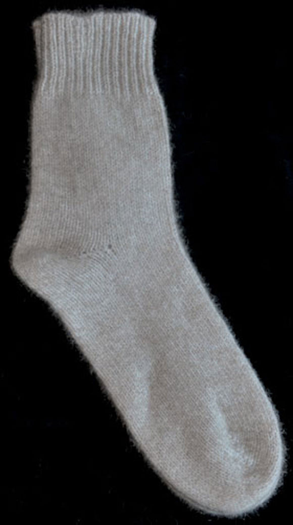 Socks - Merino Wool, New Zealand Possum, and Silk